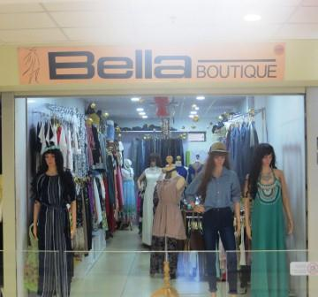 Bella Boutique web